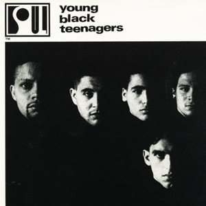 Young Black Teenagers album cover