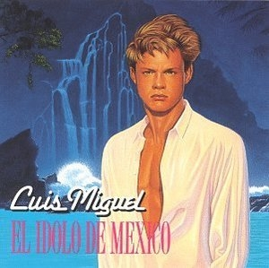 El Idolo De Mexico album cover