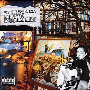 KT Tunstall's Acoustic Extravaganza album cover