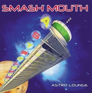 Astro Lounge album cover