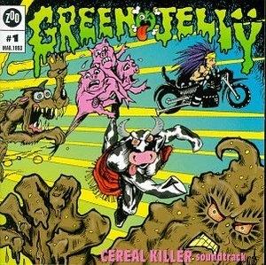 Cereal Killer Soundtrack album cover