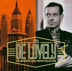 It's De Lovely: The Authentic Cole Porter Collection album cover