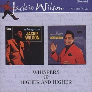 Whispers-Higher And Higher album cover