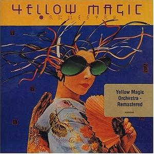 Yellow Magic Orchestra USA & Yellow Magic Orchestra album cover