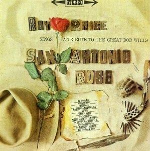 San Antonio Rose album cover