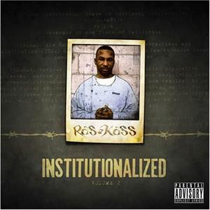 Institutionalized, Vol.2 album cover