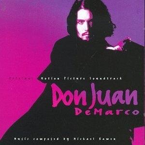 Don Juan DeMarco: Original Motion Picture Soundtrack album cover