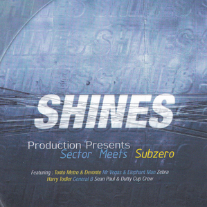 Shines Production Presents: Sector Meets Subzero album cover
