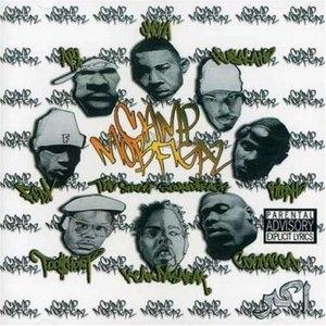 Camp Mobfigaz- The Street Soundtrack album cover