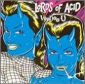 Voodoo U Stript album cover