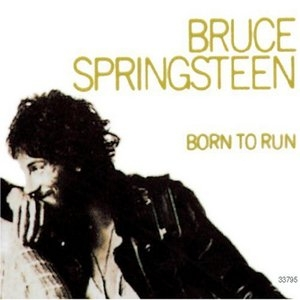 Born To Run album cover
