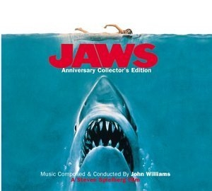 Jaws: Original Motion Picture Sountrack (Anniversary Collector's Edition) album cover