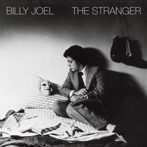 The Stranger album cover