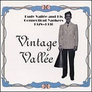 Vintage Vallee album cover