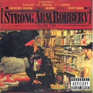 Strong Arm Robbery, Vol.2 album cover