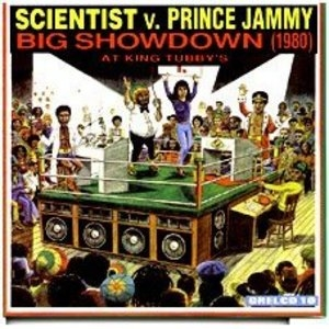 Scientist vs Prince Jammy-Big Showdown (1980) album cover