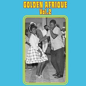 Golden Afrique Vol.2 album cover