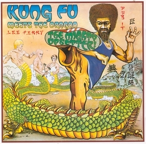 Kung Fu Meets The Dragon album cover