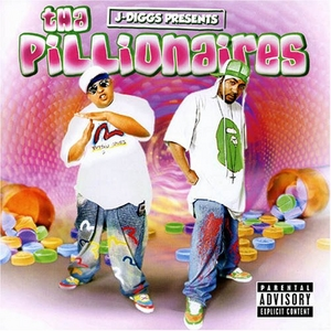 J-Diggs Presents Tha Pillionaires album cover
