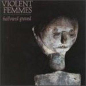 Hallowed Ground album cover