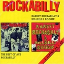 Rarest Rockabilly & Hillb... album cover