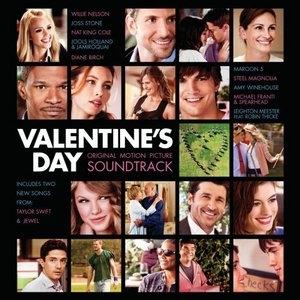 Valentine's Day (Original Motion Picture Soundtrack) album cover