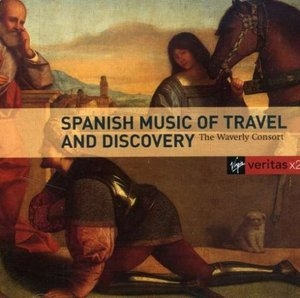 Spanish Music Of Travel And Discovery album cover