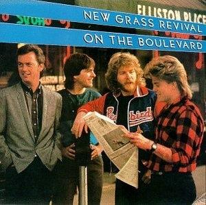 On The Boulevard album cover