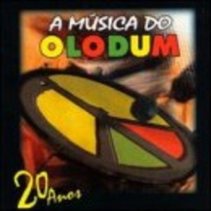A Música Do Olodum:  20 Anos album cover