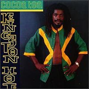 Kingston Hot album cover