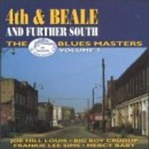 Ace Blues Masters, Vol.2: 4th And Beale And Further South album cover