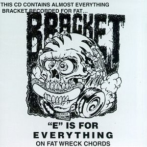 E Is For Everything On Fat Wreck Chords album cover