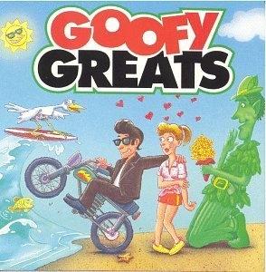 Goofy Greats (K-Tel) album cover