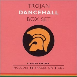 Trojan Dancehall Box Set album cover