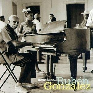 Introducing... Rubén González album cover