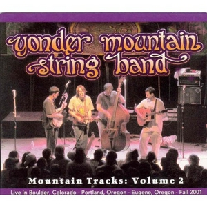 Mountain Tracks: Vol 2 album cover