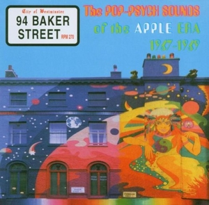 94 Baker Street: Pop Psych Sounds Of Apple album cover