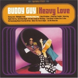 Heavy Love album cover