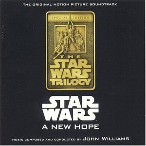 Star Wars, A New Hope: The Original Motion Picture Soundtrack (Special Edition) album cover