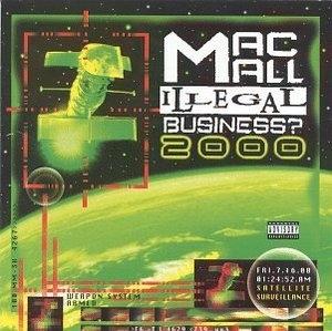 Illegal Business 2000 album cover