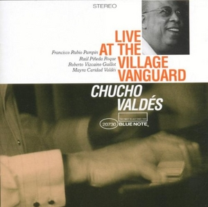 Live At The Village Vanguard album cover