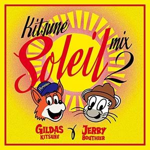 Kitsuné Soleil Mix 2 album cover