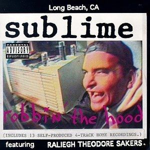 Robbin' The Hood album cover