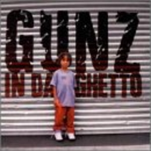 Gunz In Da Ghetto album cover