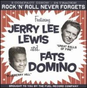 Rock 'N' Roll Never Forgets album cover
