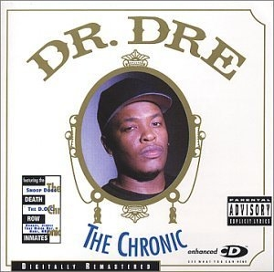 The Chronic album cover