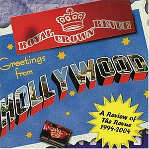 Greetings From Hollywood album cover