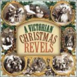 A Victorian Christmas album cover