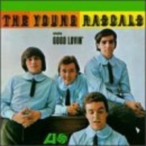The Young Rascals album cover