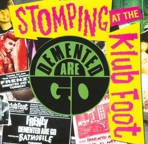 Stomping At The Klub Foot album cover
